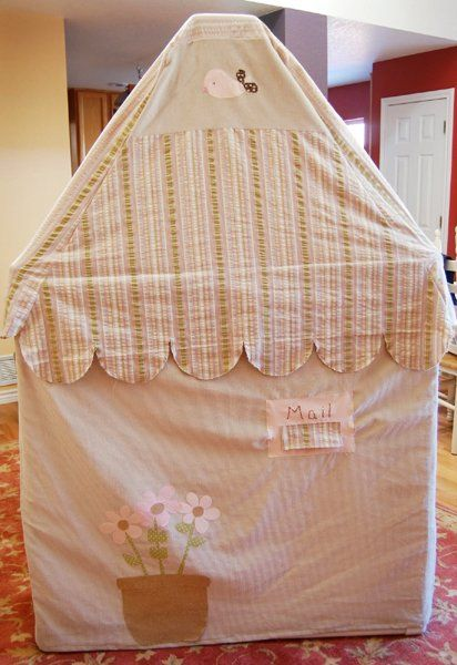Collapsible Indoor Playhouse