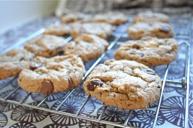 make it perfect: .Thermomix Cooking: A gazillion chocolate chip cookies.