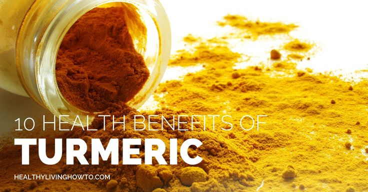 10 Health Benefits of Turmeric. Turmeric, a cousin to ginger, is a well known spice. It is a staple in India and Indian cuisine, where over 90% of the world's turmeric originates. The turmeric plant contains many healthy compounds, however the compound most studied for its health benefits is curcumin. Curcumin, which gives turmeric its golden color, is a potent antioxidant and anti-inflammatory.