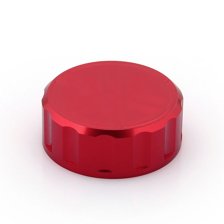 Mad Hornets - CNC Brake Fluid Reservoir Cap Yamaha YZF R1 R6 (All Year) Red, $17.99 (http://www.madhornets.com/cnc-brake-fluid-reservoir-cap-yamaha-yzf-r1-r6-all-year-red/)