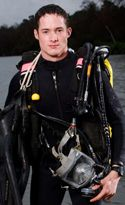 Royal Engineers Diver - British Army Website