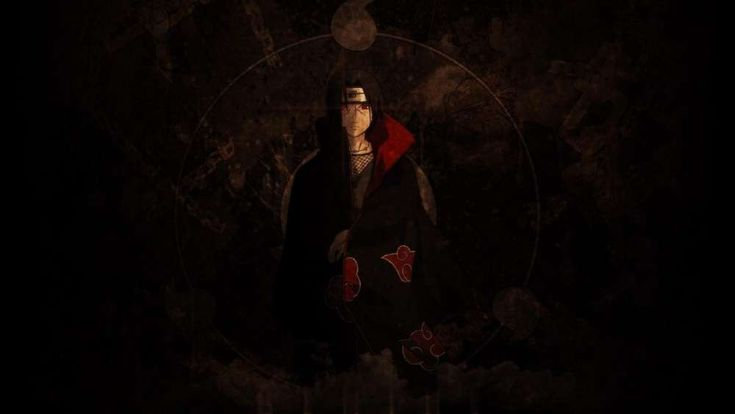 Fantastic wallpaper from anime category . This wallpaper is about Naruto Shippuden, Itachi Uchiha, Sharingan, Anime.
