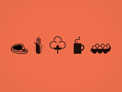 Dribbble - Iconography by Samira Khoshnood