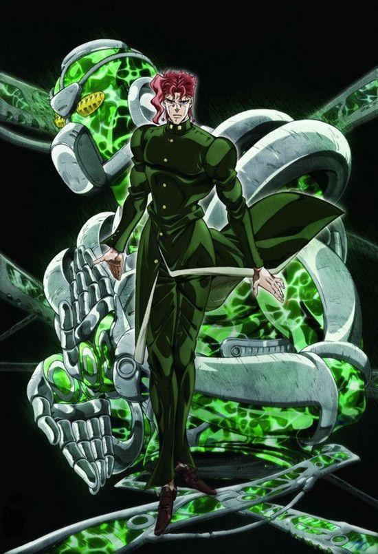 "Crunchyroll - ""Jojo's Bizarre Adventure: Stardust Crusaders"" Anime Stands Designs Revealed"