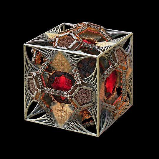 3D Fractal Art ❤~ Fractales ~❤