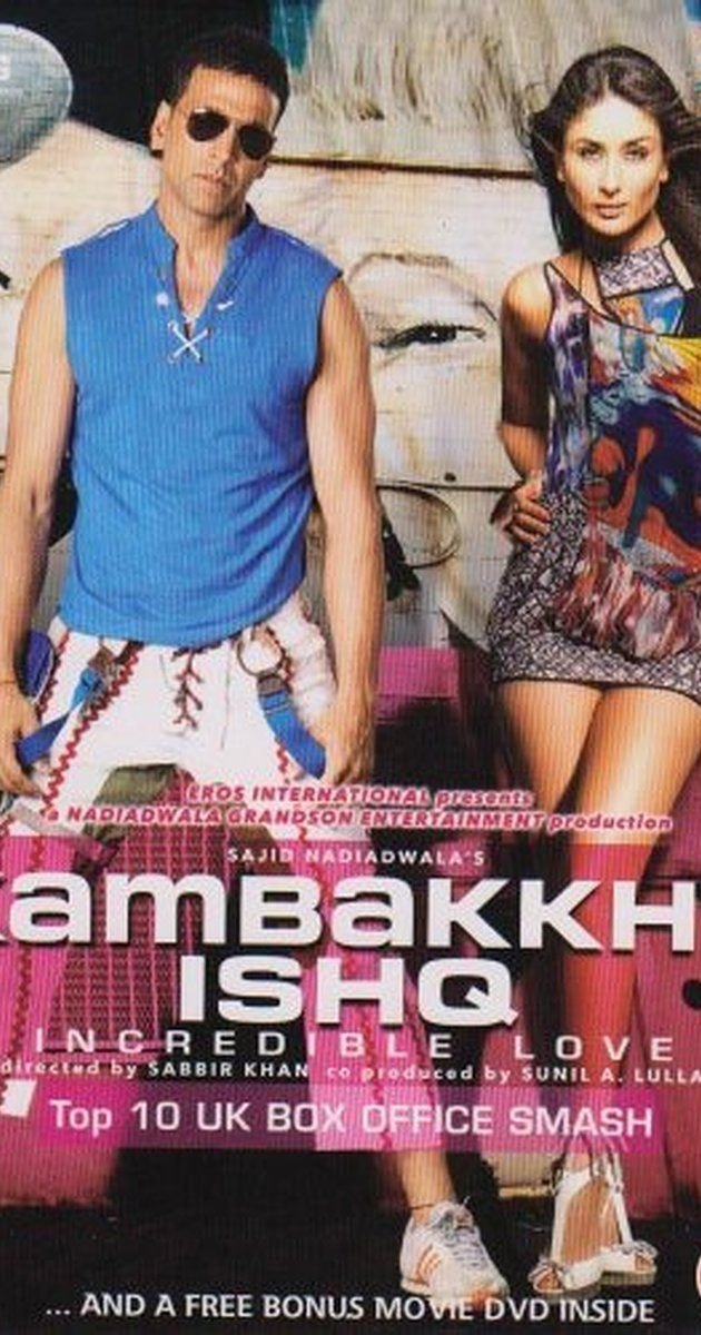 دانلود فیلم Kambakkht Ishq 2009 - https://1mediaonline.com/%d8%af%d8%a7%d9%86%d9%84%d9%88%d8%af-%d9%81%db%8c%d9%84%d9%85-kambakkht-ishq-2009/