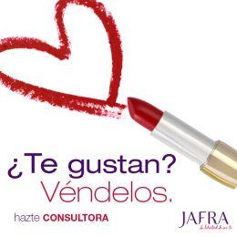 ¿Te gustan los productos JAFRA que estás usando? ¿Por qué no te haces Consultora Independiente de JAFRA? ¡Ingresa hoy mismo! http://jafra.me/3jtt http://www.myjafra.com/belenj