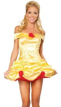 Fairytale Princess Costume (more details at Adults-Halloween-Costume.com) #belle…