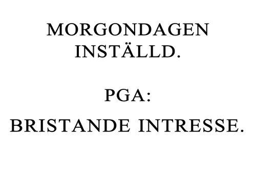 "#quotes #swedish   ""morgondagen inställd pga: bristande intresse"""