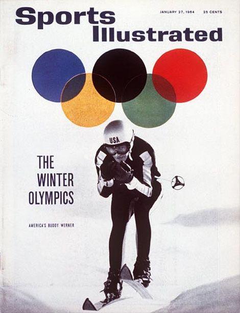 Sports Illustrated. Winter Olympics 1964.