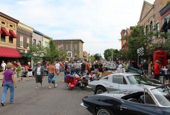 Vintage Grand Prix Festival in Watkins Glen, NY
