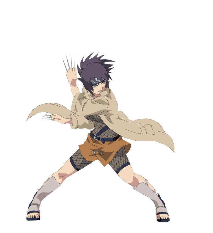 Anko Mitarashi Render by kangaroogi on deviantART
