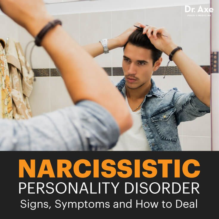 Narcissistic personality disorder - Dr. Axe http://www.draxe.com #health #holistic #natural