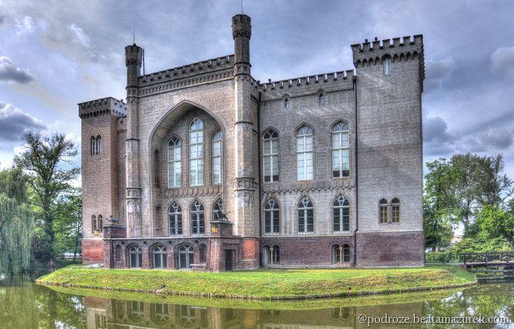 Karl Friedrich Schinkel – Pałac w Kórniku