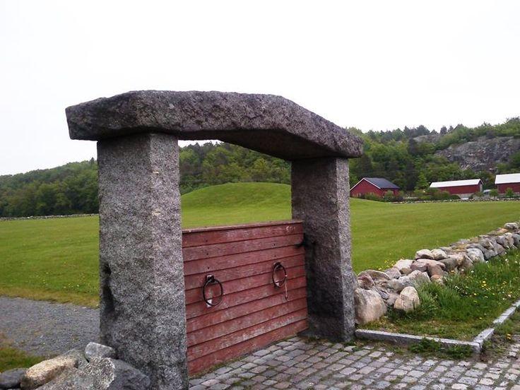 Gokstad mound
