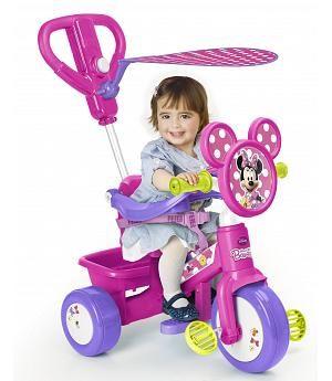 TRICICLO MINNIE INFANTIL FEBER 700012541