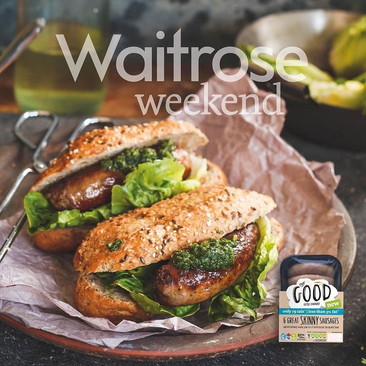 Competition Time Weve got that #Friday feeling and giving ONE lucky follower a chance to #win a 25 @waitrose gift card. All you have to do is; A) FOLLOW our page B) LIKE this post C) COMMENT below with you favourite @goodlittlecompany #skinny sausage recipe?  Entries close Wednesday 22nd November and the winner announced slightly after  #competition #uk #british #food #waitrose #slimmingworld