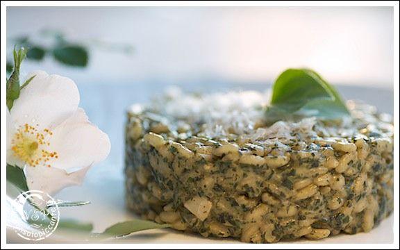Risotto ortica  #TuscanyAgriturismoGiratola