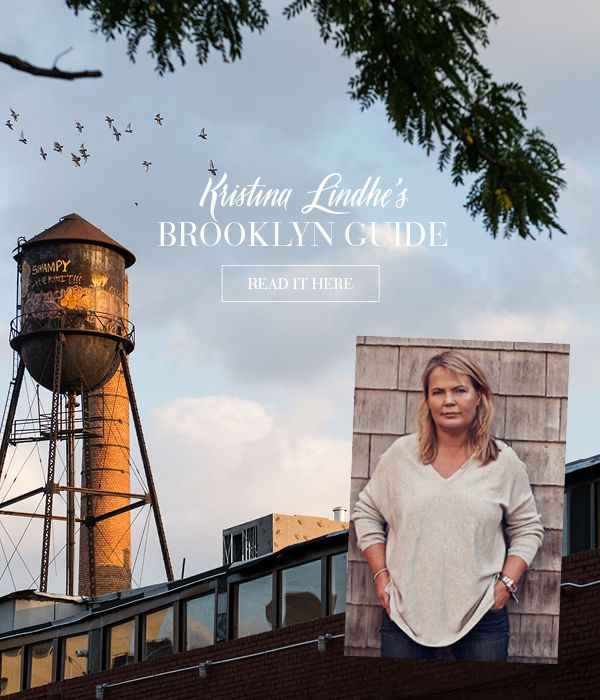 Brooklyn Guide, Part 2 - Shopping. Our CEO and Creative Director, Kristina Lindhe, shares her best Brooklyn tips in a series of guides that includes shopping, eating and drinking, and hotels.