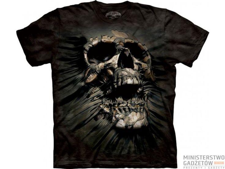 Koszulka Mountain Breakthrough Skull. Kolekcja ciesząca się ogromną sławą i Stanach Zjednoczonych trafiła już do Polski!