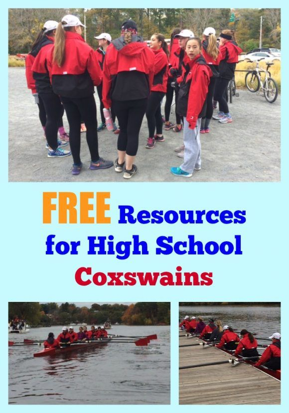 FREE Resources for High School/Middle School Coxswains. Camps and resources for coxswains. Also colleges that recruit for crew/rowing categorized by Division 1, 2, 3 and club sport. #rowing #crew #cox #coxswain #collegerowing #collegecrew