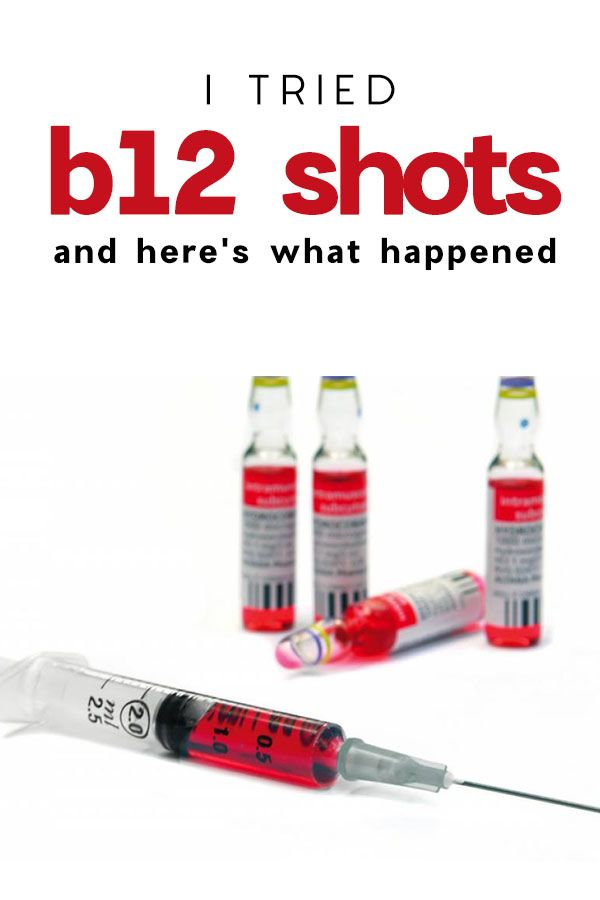 B12 Injections for Energy: How do they work   RunToTheFinish