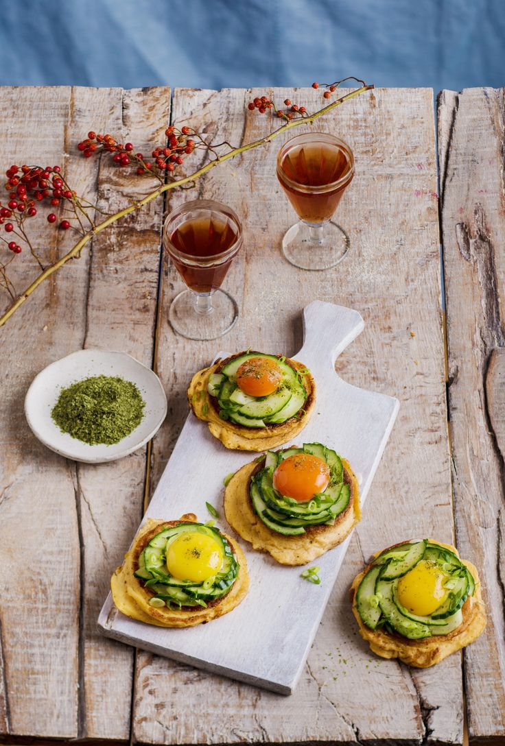 Vegetarian Christmas feast: recipes from Bruno Loubet