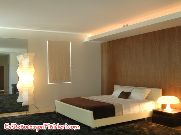 Ferah ve Modern Yatak Odası Tasarımları - http://www.evdekorasyonfikirleri.com/ferah-ve-modern-yatak-odasi-tasarimlari/