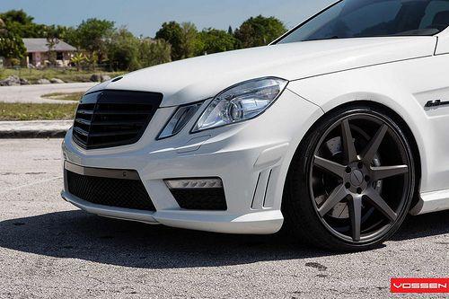 Mercedes-Benz E63 AMG - VVSCV7