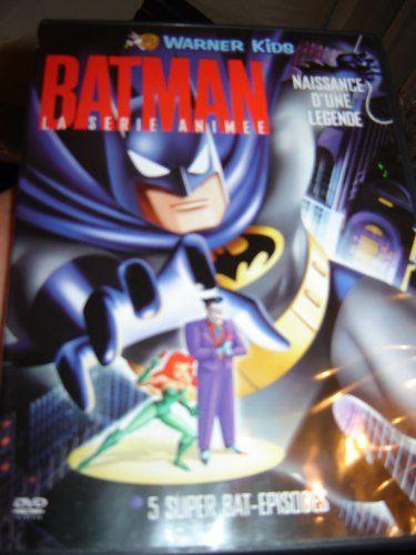 Batman - The Animated Series - The Legend Begins (1992) / Batman - La Serie Animee / Naissance Dune  @ niftywarehouse.com