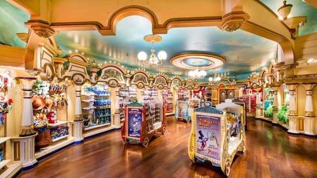 Disney and Co. | Winkels Disneyland Paris | Disneyland Paris