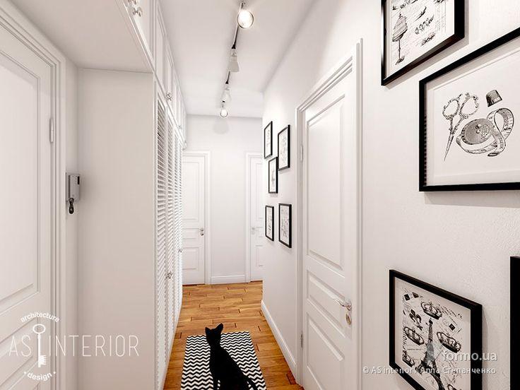 Скандинавский стиль на Артема, AS interior / Алла Степанченко, Холл/Коридор, Дизайн интерьеров Formo.ua