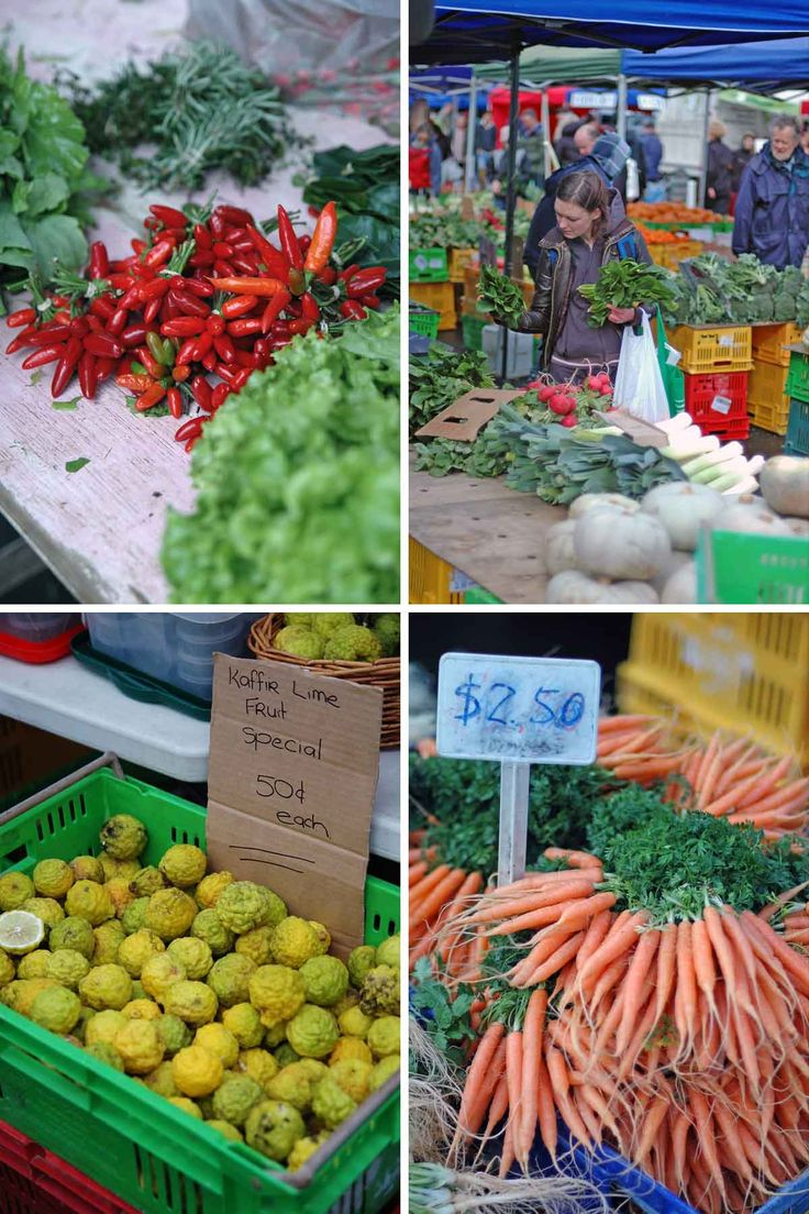 Harbourside Market, Wellington | heneedsfood.com