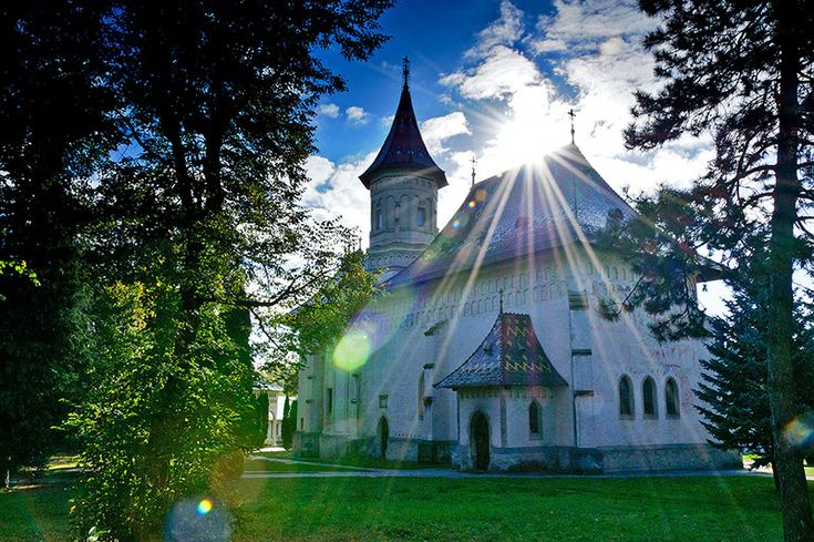"""The church of """"St. Joan the New"""" from Suceava, ROMANIA"""