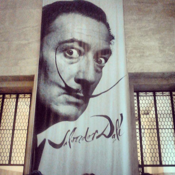 Salvador Dalí no CCBB Rio de Janeiro. - @ccbbrj
