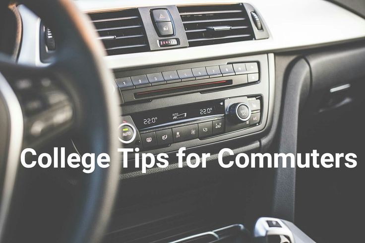 For the longest time (until my cousin went to college which was when I was sixteen), I had assumed that everyone lived at college. No one told me about commuters. Even today, not much is said about college commuters. The college experience is different for a commuter. There's different expenses such as travel instead of …