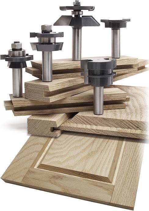 Mlcs 5 Piece Shaker Cabinetmaker Router Bit Sets تیغ فرز In 2018 Pinterest Woodworking Bits And Wood