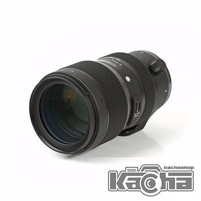 Camera Photo: New Sigma 50-100Mm F/1.8 Dc Hsm Art Series Lens For Canon Ef -> BUY IT NOW ONLY: $933 on eBay!