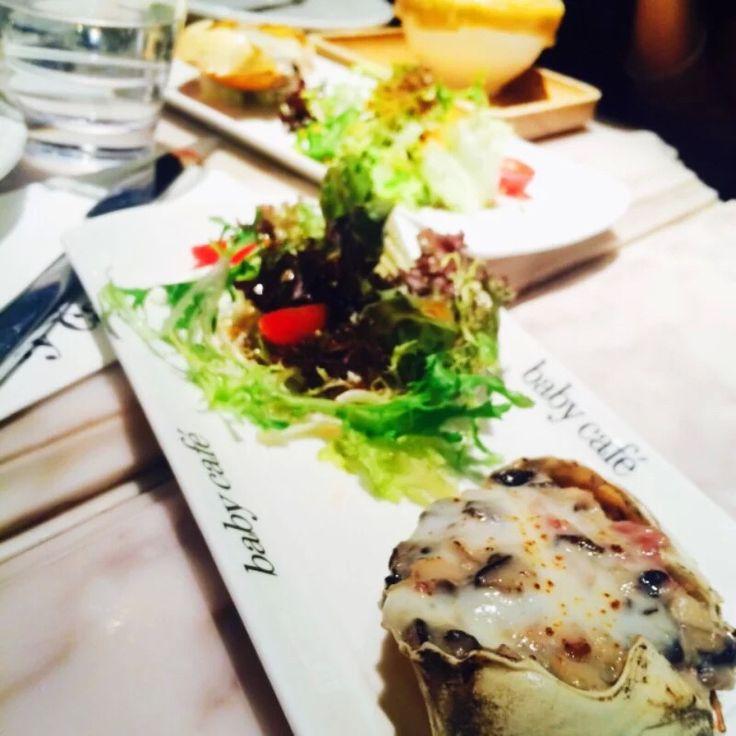 sea food in Baby Café