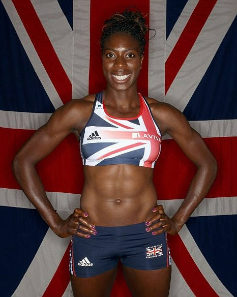Christine Ohuruogu - 400m star!