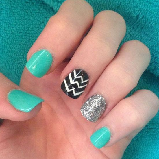 30+ outstanding Solar Nails design collection (31) » Tattoos15.com