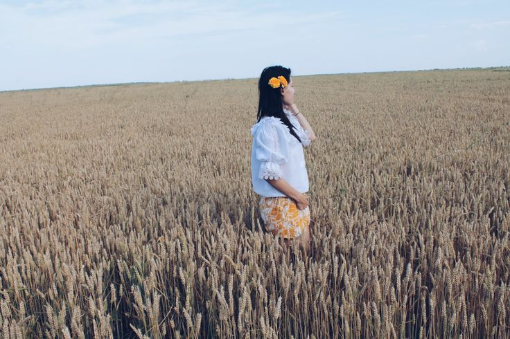#dress #ootd #white #travel #holiday #mountain #wheat #ia #sanziene #romania