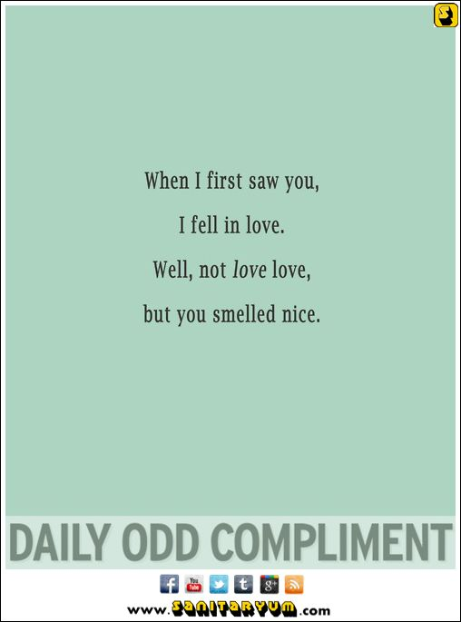 Best dating compliments