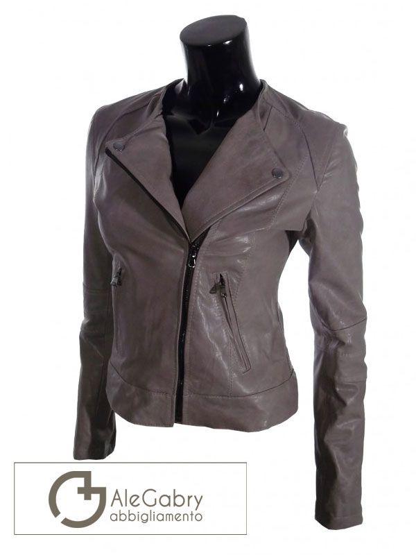 giubbini da donna in vera pelle  Women's leather jackets  http://www.alegabryabbigliamento.com/35-giubbotti-donna