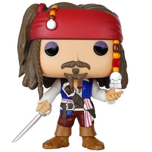 Jack Sparrow est l'un des personnages principaux de la saga cinématographique des studios Disney : Pirates Des Caraïbes. Cette saga s'inspire très librement de l'attraction des parcs Disneyland du...