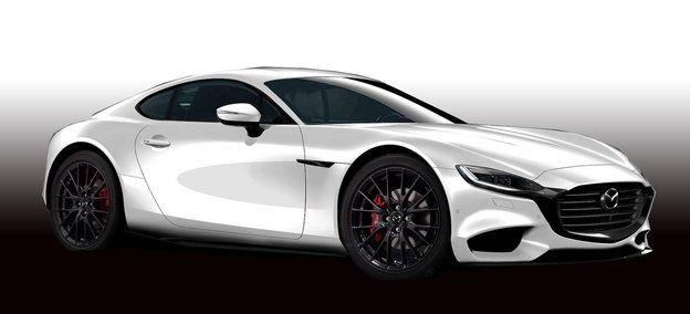 The New Mazda Rx 9 Will Be Marketed In 2020 Mazda Mazda 2 Cars
