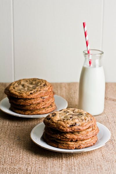 Hummingbird High: Blog & Cookies: New Column + Bouchon Bakery Chocolate Chip Cookies