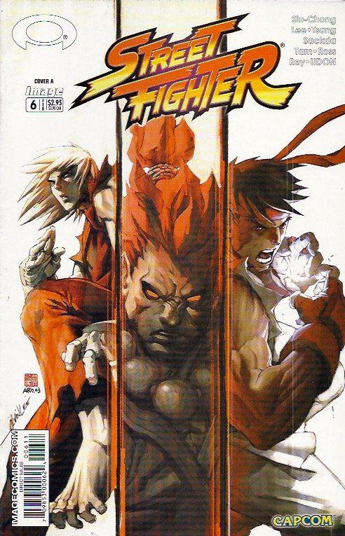 Street Fighter 6A (2003 Image)    Street Fighter, Street Fighter www.detoyboys.nl