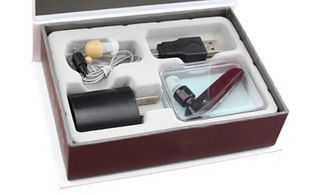 cool Estilo recarregável do medidor de teste da glicemia da prótese auditiva de Bluetooth BTE