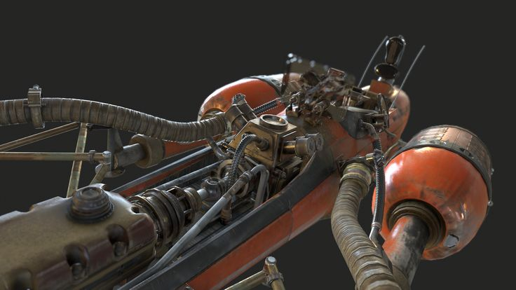 What Are You Working On? 2014 Edition - Page 119 - Polycount Forum